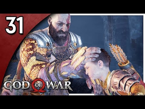 Let's Play God of War Part 31 - Giant's Chisel [God of War 4 2018 PS4 Gameplay]