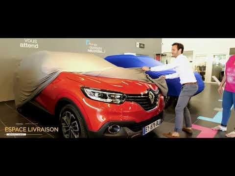 RENAULT | Concession Renault Guéret (2018) 4K