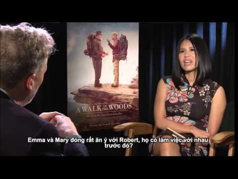 Director Ken Kwapis on working on 'A WALK IN THE WOODS'
