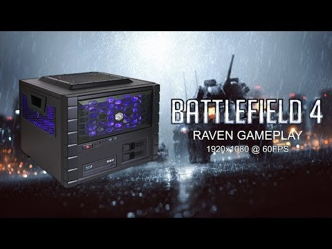 "Fleet Gaming Raven Promo Battlefield 4 ""Shanghai"" Ultra Graphics 1920x1080 60 FPS"