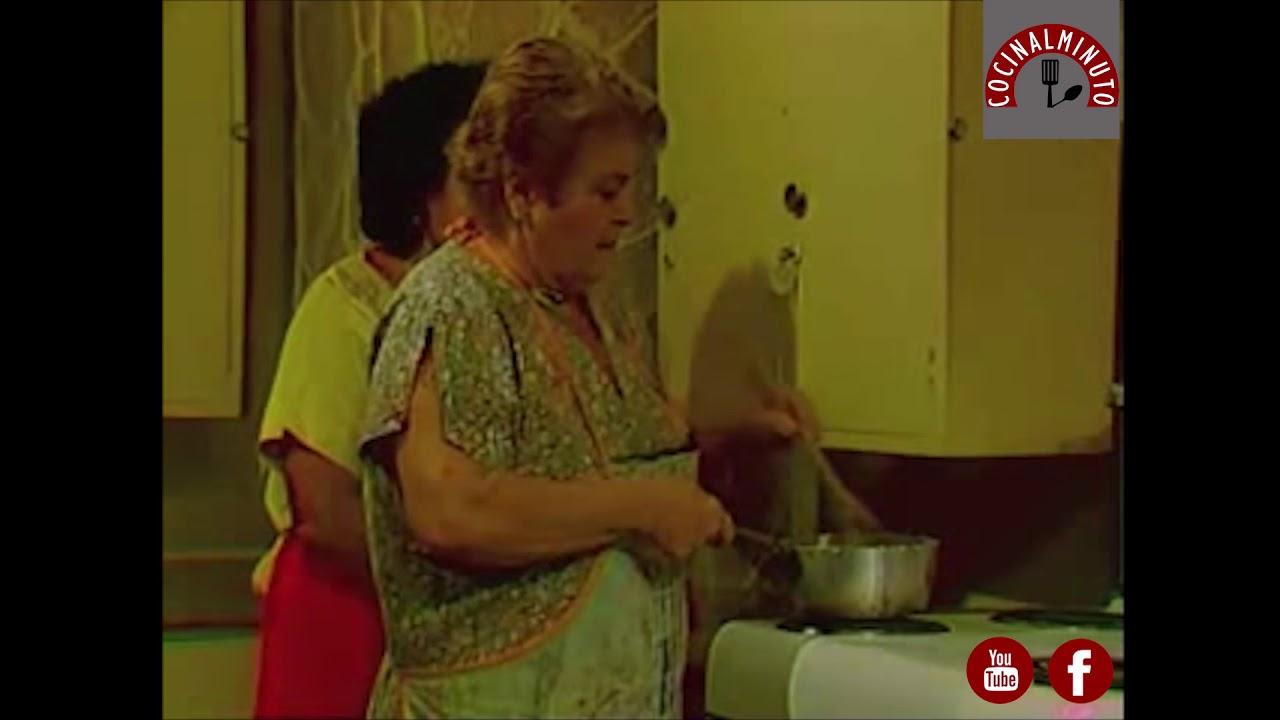 Cocina al Minuto Receta del Boniatillo  YouTube