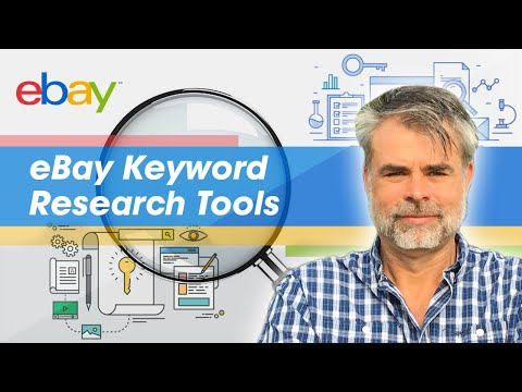 Ebay Keyword Research Tool Title Optimization For Ebay 2019 Youtube