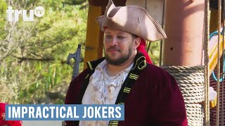 Video Impractical Jokers - A Pirate's Life for Sal | truTV download MP3, 3GP, MP4, WEBM, AVI, FLV November 2017