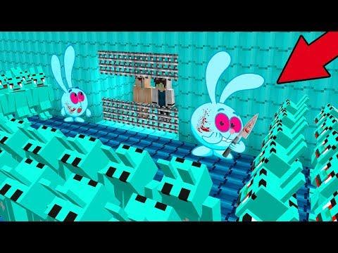 Зайцы в тюрьме мультфильм