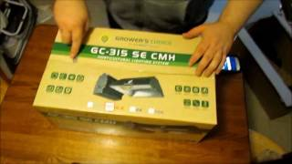 grower s choice 315w cmh unboxing