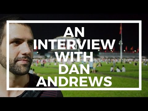 Dan Andrews from Tropical MBA on living in Vietnam, being a