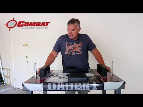 Table Talk With John Brzenk   What is the BEST way to train for Armwrestling?