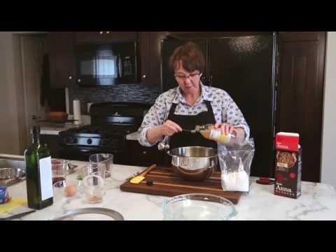 Breads from Anna Gluten-Free Blueberry Pie Recipe