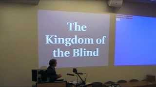 Dave Cross The Kingdom of the Blind
