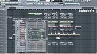 Zedd - I Want You To Know ft. Selena Gomez Fl Studio Remake FLP (MegaMagixPlayers Remake))