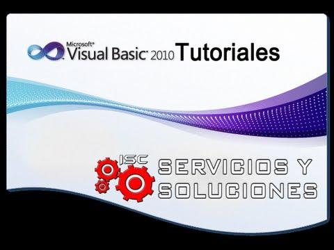 VB .NET: Como agregar un Data Source a tu proyecto, Tutorial #1