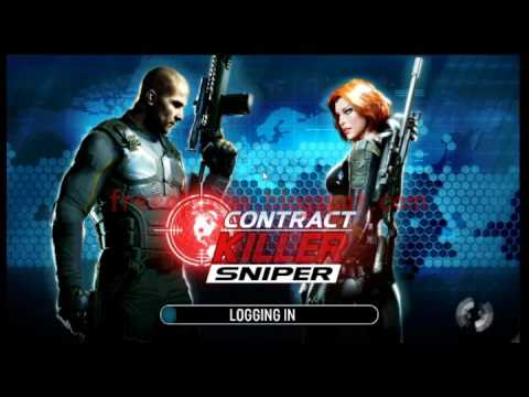 contract killer mod apk unlimited gold