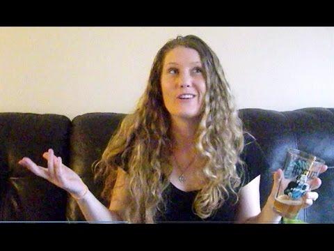 Knit 1 - Deschutes Pine Drops IPA Review & Happy Feet 100 Splash