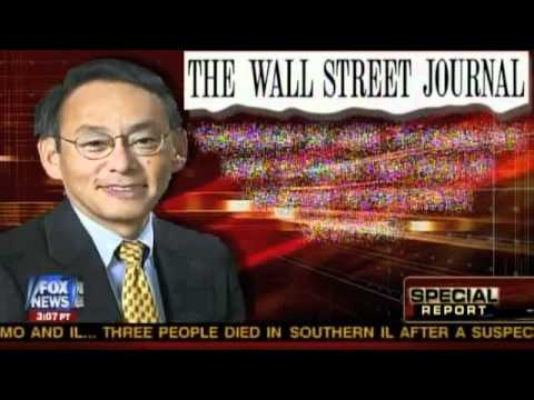 Steven Chu - lower gas prices not goal