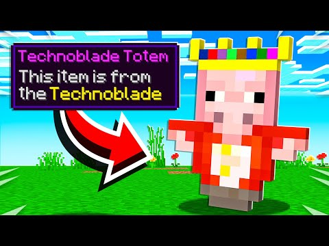 Minecraft But YouTubers are Totems...