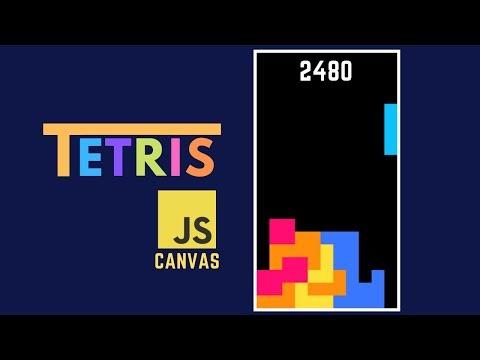 Speed Coding #3: Tetris [JavaScript]