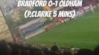 Lewis Reacts | Bradford Vs Oldham