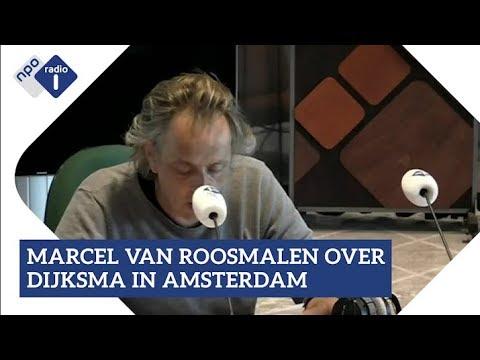 Marcel van Roosmalen over wethouder Dijksma in Amsterdam | NPO Radio 1