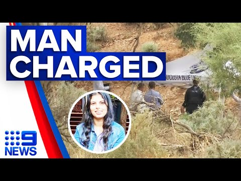 Man charged with murder after woman's body found   9 News Australia