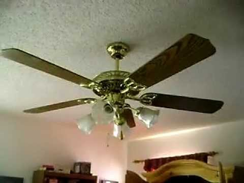 Encon Monarch ceiling fan  YouTube