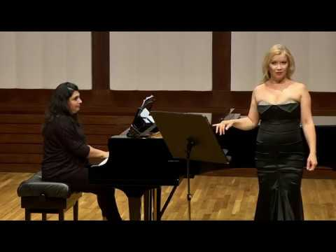 G. F. Händel: Opera Rinaldo Aria - Lascia Ch'io Pianga - Mezzo soprano Aylin Aydın