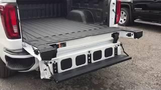 2019 Sierra 1500 Denali Multi Function Tailgate Demonstration