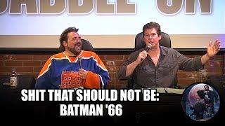 Shit That Should Not Be: Batman