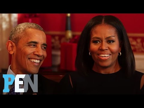 The Final Interview With The Obamas (Full Interview) | PEN | Entertainment Weekly
