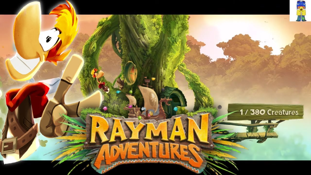 Download RAYMAN ADVENTURES SMARTEST PEOPLE ARE…