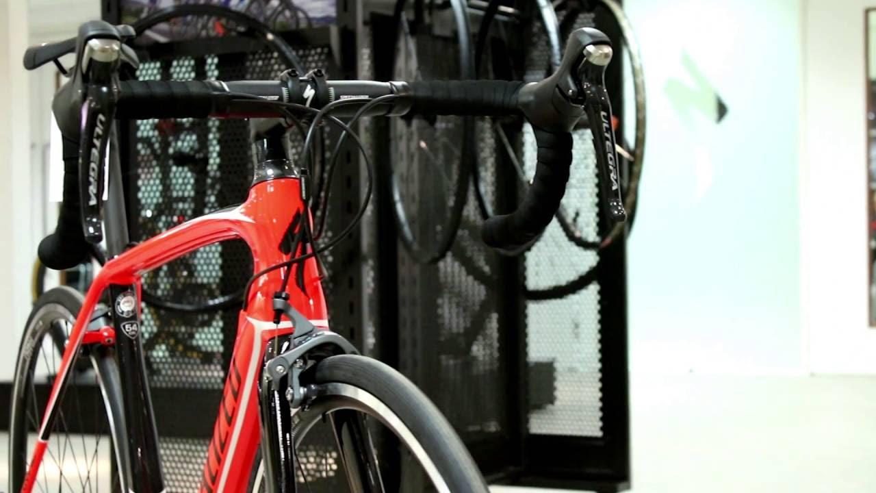 Specialized Tarmac Comp Road Bike 2017 Youtube