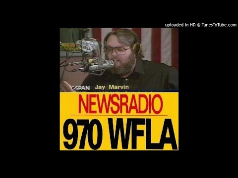 Jay Marvin - 970 WFLA Tampa - 11/5/92 final show