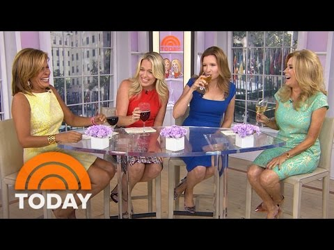 'Playing House' Stars GuestHost With Hoda And Kathie Lee  TODAY