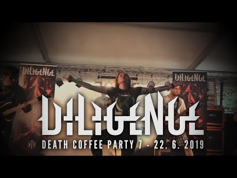 Diligence Live @ Death Coffee Party 2019 (OFFICIAL VIDEO)