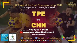 IKF WKC 2019 TPE-CHN