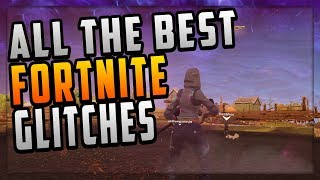 Fortnite: All The Best Battle Royale Glitches! Fortnite Battle Royale Glitches