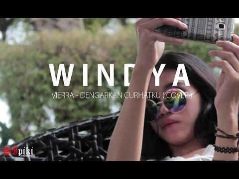 Windya - Dengarkan Curhatku  Vierra Cover