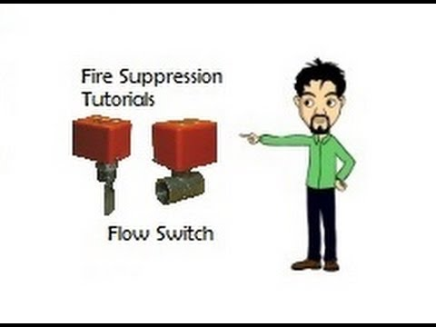 hqdefault how flow switch works (urdu hindi) youtube tamper and flow switch wiring diagrams at n-0.co