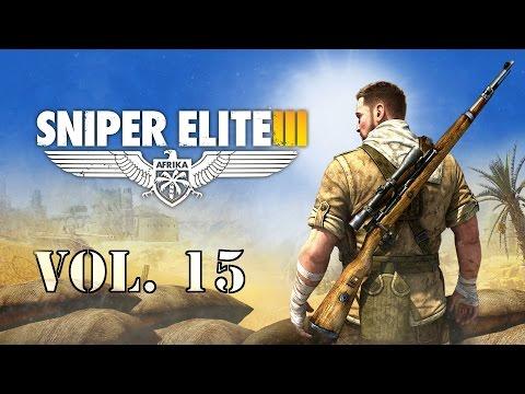 Sniper Elite 3 (vol. 15) - Oaza Siwa c.d. (lvl. hard)