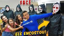 TIVEMOS QUE ENCOSTAR NO FACE! - MUITO MEDO! - Part. 8 - KIDS FUN