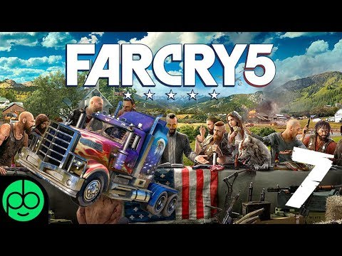 Farcry 5: Truck'n good time