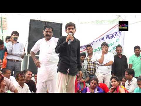 Pawan Dahiya - Latest Haryanvi Joke - Live Stage Comedy - SMG Records