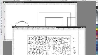 Графический конструктор для ковки на базе Corel Draw. Часть 9_1.(Основное назначение - достаточно быстрое и максимально облегченное создание профессиональных эскизов..., 2014-11-27T19:49:16.000Z)