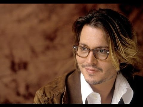 Johnny Depp Long Hairstyle Youtube