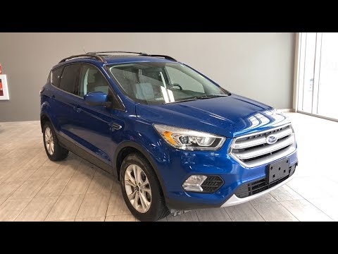 2017 Ford Escape SE   Toyota Northwest Edmonton   9HI8481A