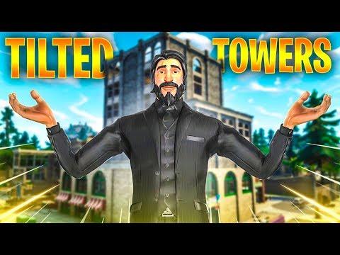 BEST OF NICKMERCS IN TILTED TOWERS Feat Timthetatman Ninja SypherPK & MORE