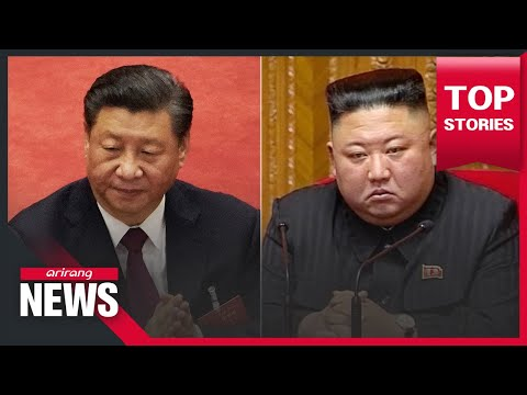 Kim Jong-un, Xi Jinping pledge to further develop bilateral ties