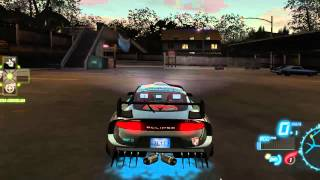 NFS World MiTSUBiSHi ECLiPSE ELiTE [SOUND BASS Check]
