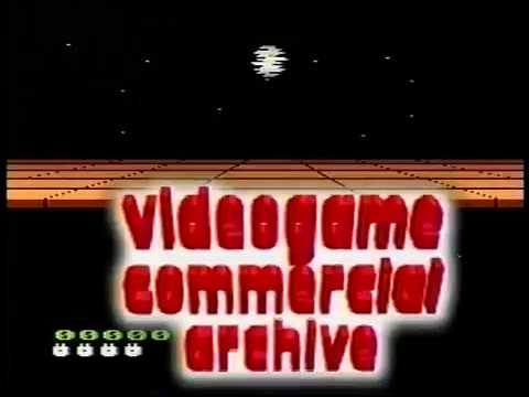 One Hour of 80's Video Game Commercials - High Quality