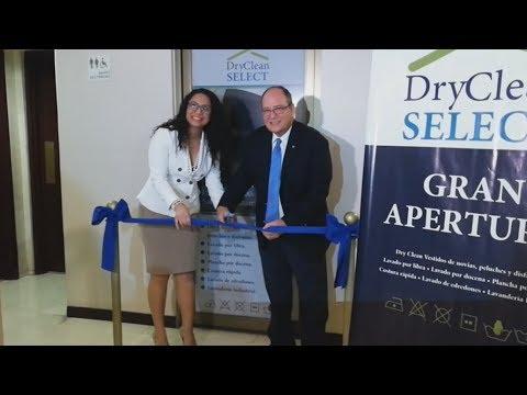 Inauguran DryClean Select en el Hotel Holiday Inn