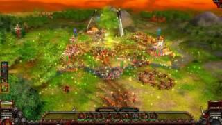 Elven Legacy Gameplay Video